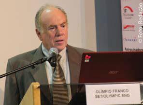O presidente da SET trouxe os resultados dos trabalhos realizados em parceria com o Mackenzie sobre o nível de interfenrência entre o 4G e o ISDBT.