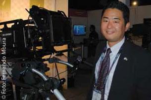 Shinji Takitani afirmou que a câmera pode vir a ser utilizada pela NHK nos Jogos Olímpicos do Rio de Janeiro em 2016