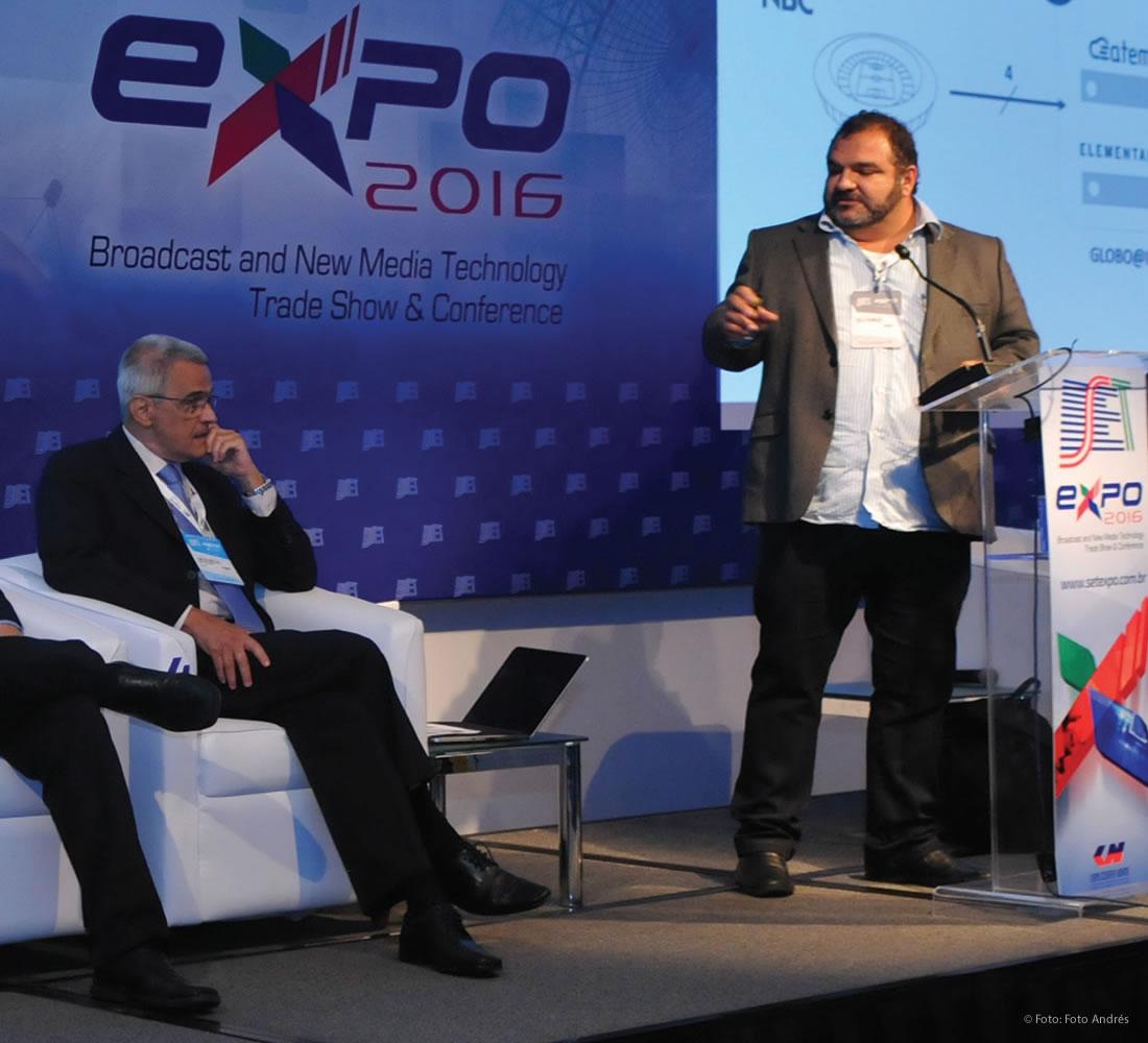 Paulo Henrique Castro, diretor de Tecnologia e R&D da TV Globo