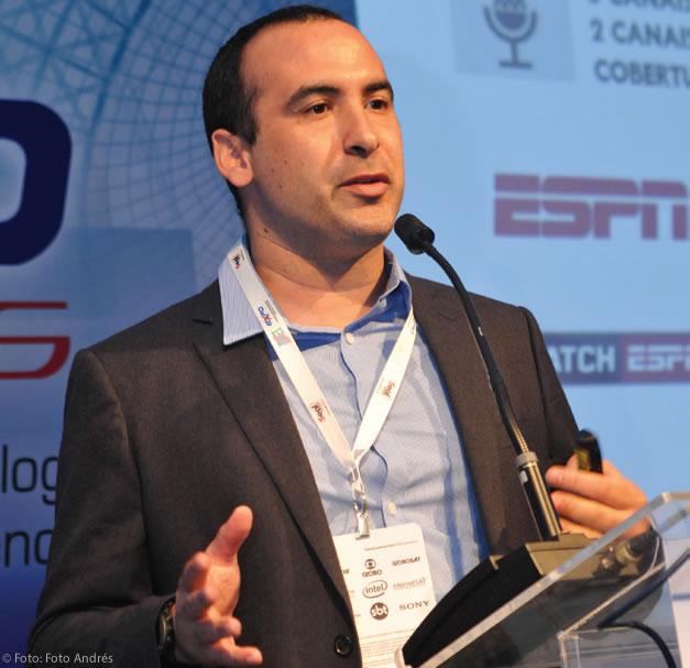 Fernando Castelani, diretor de Engenharia e Operações da ESPN Brasil