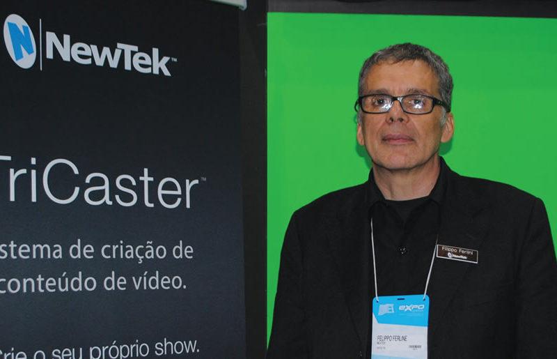 NewTek lança mundialmente o IP Series
