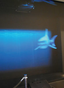 A Novaline apresentou uma das primeiras versões de TV Holográfica no IBC 2016 e chamou muita atenção dos engenheiros e profissionais que por lá passaram