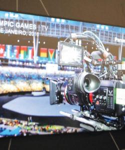 A Panasonic deu grande destaque a sua Varicam Pure 4K e a sua utilização nos Jogos Olímpicos Rio 2016, onde a marca foi patrocinadora oficial. Ainda destaque para o lançamento da câmera AG-UX180, modelo premium da companhia equipada com um sensor MOS, zoom óptico de 20x, gravação 4K/UHD 60p e uma distância focal de com 24mm