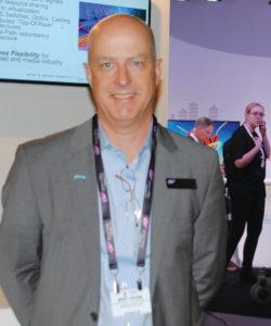 Mike Cronk, Chairman da AIMS (Alliance for IP Media Solutions) afirmou à Revista da SET que os workflows completos em IP são uma realidade da indústria audiovisual e que devem se massificar nos próximos anos nas emissoras de todo o mundo