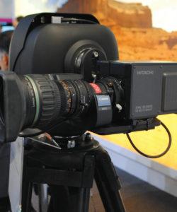 Hitachi RCH-10M Robotic Câmera, HD Multiformat