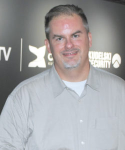 Christopher Schouten, diretor de Marketing de NagraVision, empresa do grupo Kudelski, afirmou no IBC à Revista da SET que um dos maiores desafios dos próximos anos será a segurança dos conteúdos audiovisuais