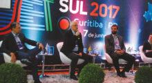 """No painel """"gerenciamento e workflow"""", André Altieri (Cisco) afirmou que o """"mercado de mídia está em transformação com novas demandas"""""""