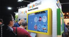 A Google avança na indústria com diferentes soluções, com destaque para a nuvem tanto pública como privada