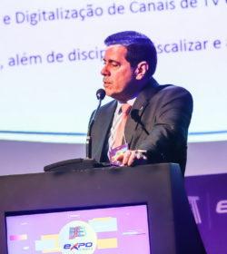 Moisés Queiroz Moreira – Presidente do GIREG / Conselheiro da ANATEL