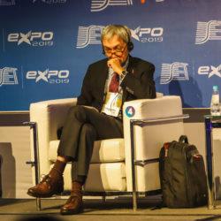 Masayuki Sugawara – Presidente do DiBEG ( Digital Broadcasting Expert Group)