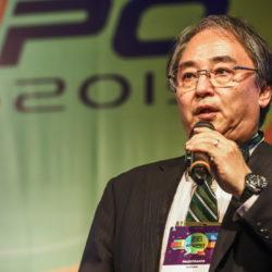 Masaru Takechi – Engenheiro de Pesquisa para implantação de Hybridcast, NHK STRL e Engenheiro Sênior de Pesquisa, NHK Engineering System Inc.