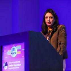 Sandra Rogenfisch – Socia do Rogenfisch Advocacia – Conselho Fiscal da SET – IAPP – International Privacy Professionals 2