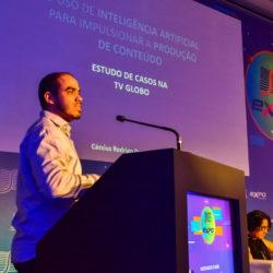 Cassius Rodrigo -Supervisor de P&D, TV Globo