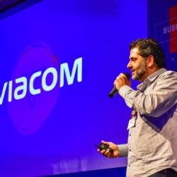 David Nagib – Account Manager, Viacom