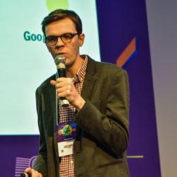 Eliseu Barreira Junior – Coordenador de Mídias Digitais na TV Globo