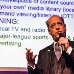 Skip Pizzi – Vice-presidente de Educação Tecnológica e Outreach da NAB
